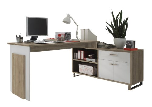 bega 39 730 68 manager eck schreibtisch eiche sonoma dekor eckschreibtisch info. Black Bedroom Furniture Sets. Home Design Ideas