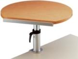 Maul Ergonomisches Tischpult, Klemmfuß, Platte aus Buche, 9301070 -