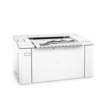 HP LaserJet Pro M102w Laserdrucker (Drucker, WLAN, JetIntelligence, HP ePrint, Apple Airprint, USB, 600 x 600 dpi) weiß - 2