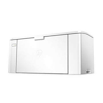 HP LaserJet Pro M102w Laserdrucker (Drucker, WLAN, JetIntelligence, HP ePrint, Apple Airprint, USB, 600 x 600 dpi) weiß - 4