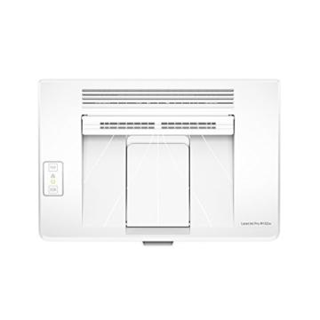 HP LaserJet Pro M102w Laserdrucker (Drucker, WLAN, JetIntelligence, HP ePrint, Apple Airprint, USB, 600 x 600 dpi) weiß - 5