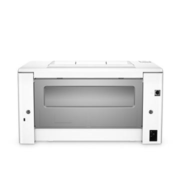 HP LaserJet Pro M102w Laserdrucker (Drucker, WLAN, JetIntelligence, HP ePrint, Apple Airprint, USB, 600 x 600 dpi) weiß - 6