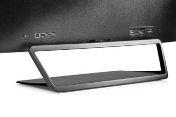 HP Pavilion 32 V1M69AA 81,28 cm (32 Zoll) Monitor (QHD, WVA+, HDMI, DisplayPort, USB, 7ms Reaktionszeit) schwarz - 6