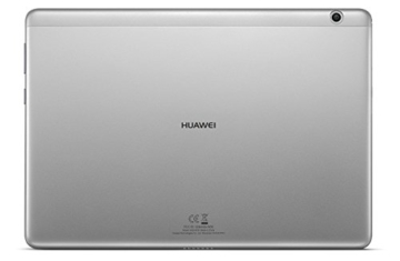 HUAWEI MediaPad T3 WiFi 24,3 cm (9,6 Zoll) Tablet-PC (hochwertiges Metallgehäuse, Qualcomm™ Quad-Core Prozessor, 2 GB RAM, 16 GB interner Speicher, Android 7.0, EMUI 5.1) grau - 3