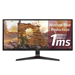LG IT Products UltraWide 29UM69G 73,66 cm (29 Zoll) Gaming Monitor, schwarz - 1