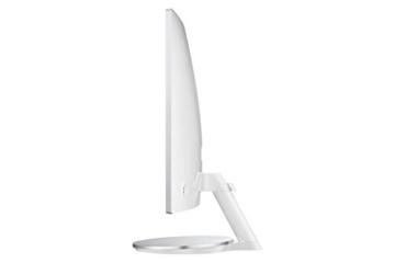 Samsung C27F591F 68,6 cm (27 Zoll) Monitor (HDMI, 4ms Reaktionszeit, 1920 x 1080 Pixel) silber/weiß - 5