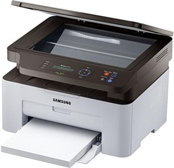 Samsung Xpress SL-M2070W/XEC Laser Multifunktionsgerät (Drucken, scannen, kopieren, WLAN und NFC) - 3