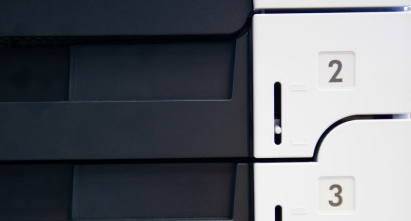 Effiziente Laser- & LED-Drucker
