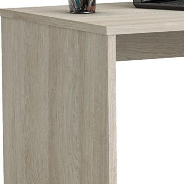 habeig Eck-Schreibtisch #204 Shannon Eiche Honig- Schreibtisch PC-Tisch Eckschreibtisch - 7