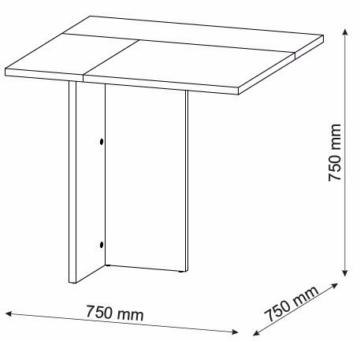 mutatio Gaming Tisch - Erweiterbar - genügend Platz für Zwei Arbeitsplätze - Ecke - Winkelkombination - Eckschreibtisch, Schreibtisch - Sonoma-Eiche ca.: B 185/185 x H 75,5 x T 75 cm - 5
