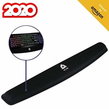 KLIM Keyboard Handballenauflage - Neue 2020 – Premium Qualität - Verhindert Sehnenscheidenentzündungen – Maximaler Komfort - 1
