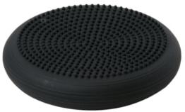 Togu Dynair Ballkissen Balance-/Sitzkissen, luftgefüllt,schwarz,36 cm - 1