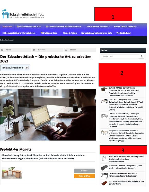 Zusammenarbeit mit eckschreibtisch-info.de2